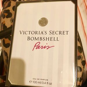Victoria's Secret Other - ***SOLD***VS Bombshell Paris Eau De Parfum 3.4 fl